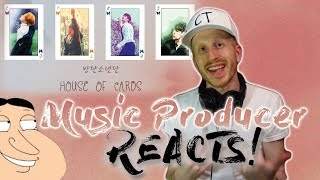 Music Producer Reacts to BTS - House of Cards