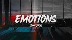 Iann Dior - Emotions (Lyrics)