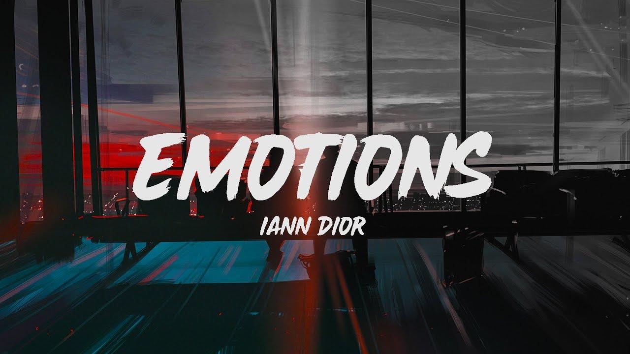 Download Iann Dior - Emotions (Lyrics)
