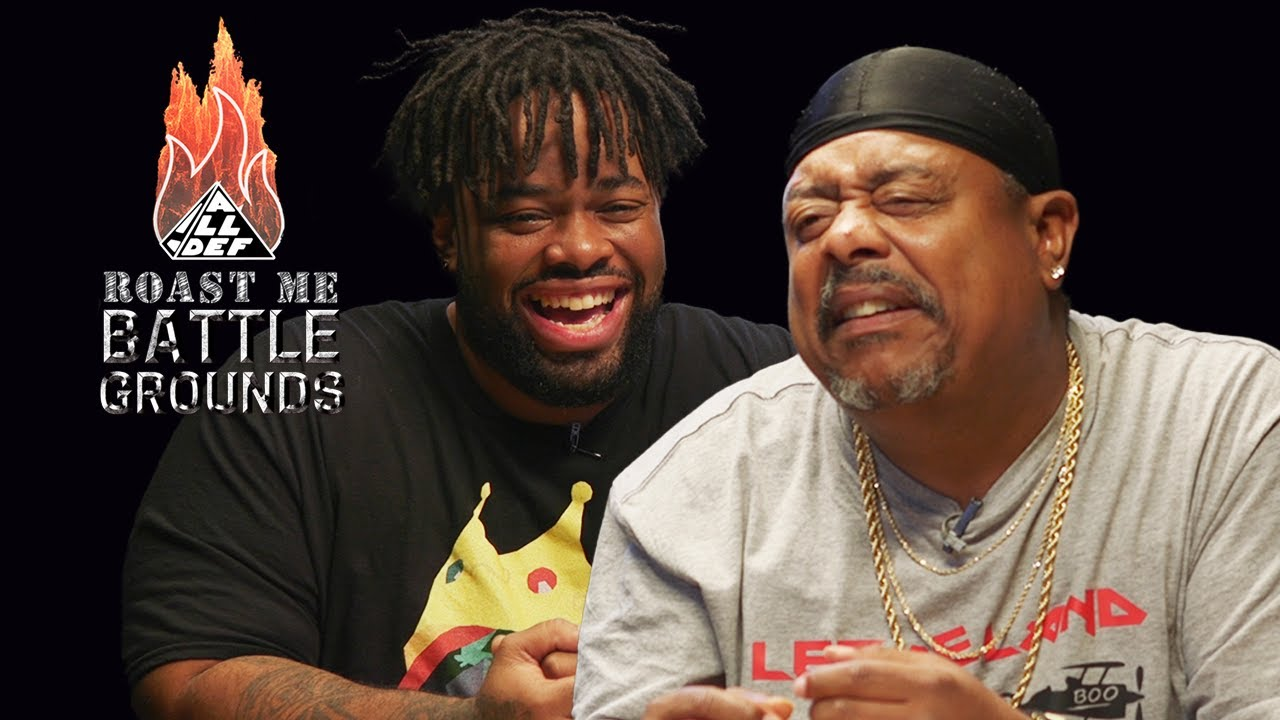 Download Roast Me Battle Grounds | Episode 16: Boo Kapone | All Def
