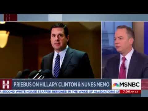 02/10/18 Reince Priebus on MSNBC w/Hugh Hewitt - 1
