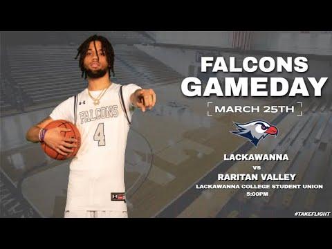 Lackawanna College Men's Basketball vs Raritan Valley