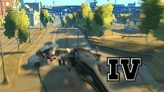 GTA IV - Crashes, Bailouts, Ragdolls & Fails Compilation #39 [1080p]