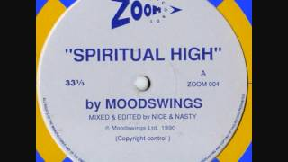 Moodswings - Spiritual High - Original 12""