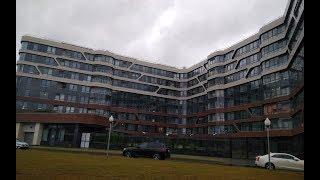 Отчёт с приёмки квартиры в ЖК «Символ»