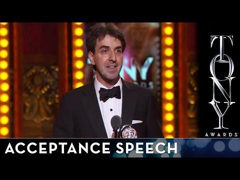 2014 Tony Awards - Jason Robert Brown - Best Score