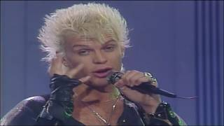 Billy Idol - To Be A Lover 1986