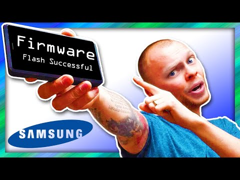 How to Install Samsung Stock ROM/Flash Firmware With Odin - No Rooting | Complete Guide 100% Free