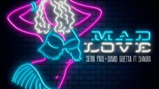 Sean Paul David Guetta  Mad Love Ft Shakira Original  Download Mega Y Mediafire