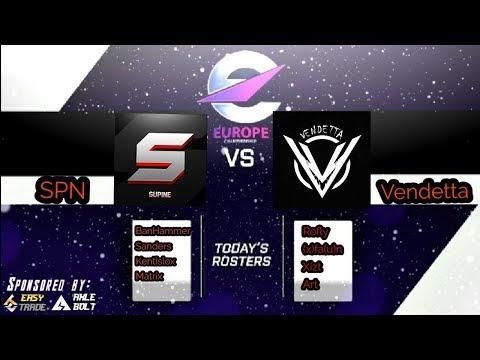 Standoff 2 | EUROPE CHAMPIONSHIP | SpN vs Vendetta