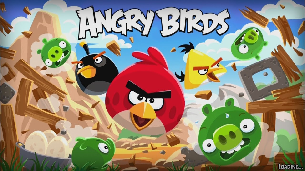 Angry Birds Classic - Rovio Entertainment Oyj Tutorial Walkthrough - YouTube