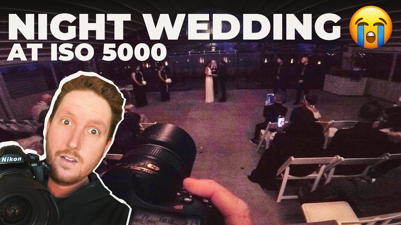 Photographing An Entire Wedding At Iso 5000 After Dark