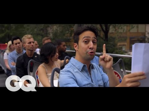 Lin-Manuel Miranda Presents: The Donald Trump Run-On Sentence Musical | GQ