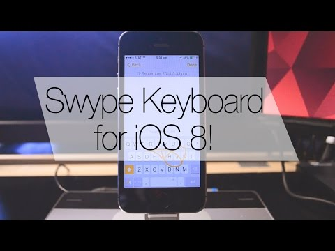 Review Swype Keyboard For Ios