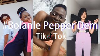 ???? bolanle pepper dem ???? | IVD FT Zlatan | Zlatan Videos | TikTok Africa | 9ja music