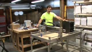 Diy Cnc Router Assembly Part6
