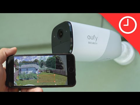 eufyCam 2 Review: No monthly fees, 365 day battery seamless setup