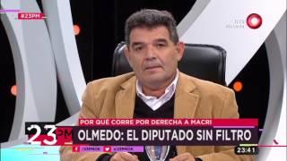 Alfredo Olmedo: