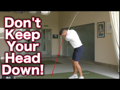 IGNORE YOUR PLAYING PARTNERS GOLF SWING ADVICE!