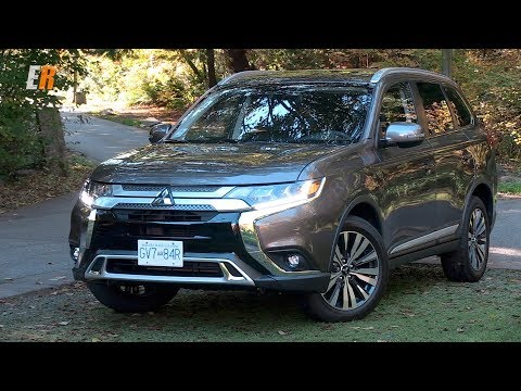 2019 Mitsubishi Outlander Review - A 3 Row Value Proposition