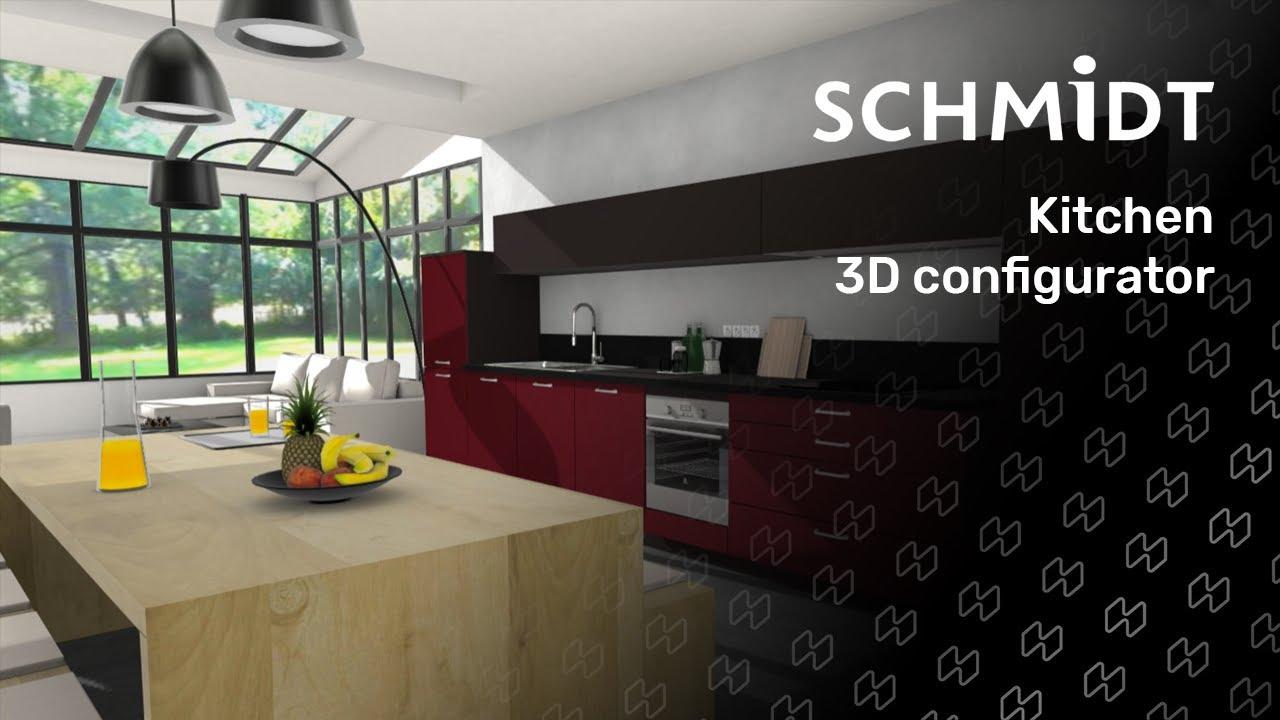 Configurateur 3d De Cuisines Sur Le Web Hapticmedia