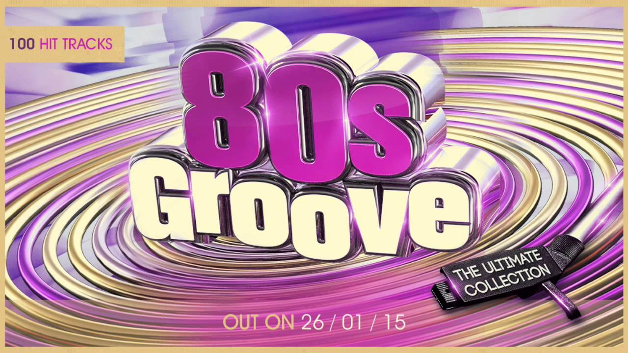 Various - 80s Groove - The Ultimate Collection (5CD