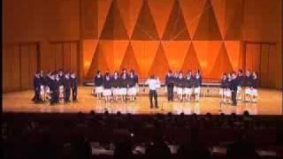 閱兵 - 中華基督教會基新中學 (學校動感聲藝展2010)