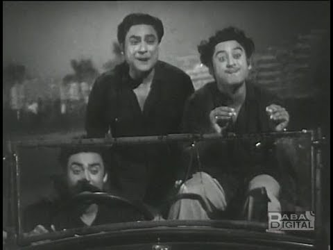 Babu Samjho Ishare | Kishore, Manna | Chalti Ka Naam Gaadi | SD Burman | Majrooh Sultanpuri