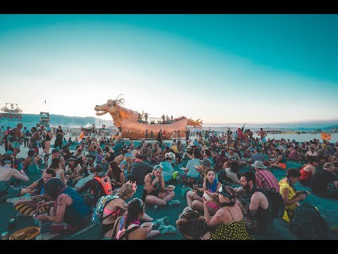 The Feast on Playa: Burning Man Social Impact Project