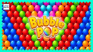 Bubble Pop Puzzle Legend Gameplay Level 21 - 25 | Bubble Shooter Game @Game Point PK screenshot 3