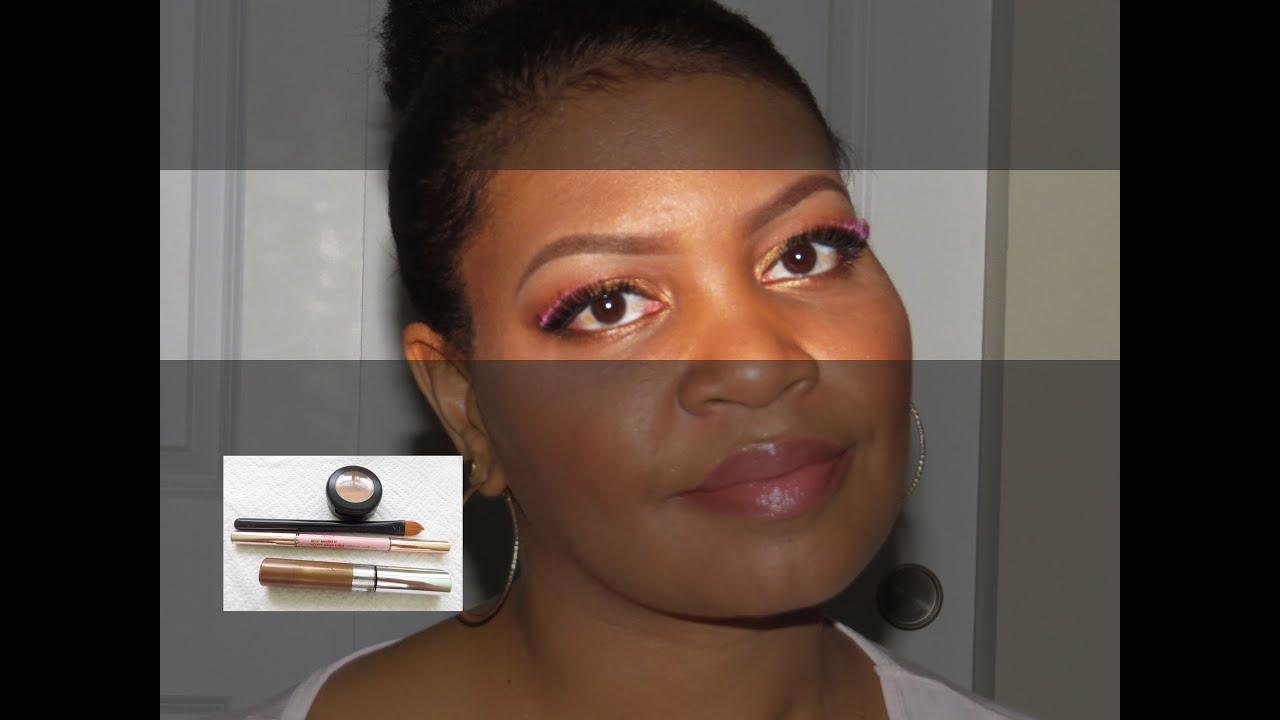Eyebrow Tutorial Using Mac Brow Pencil Youtube