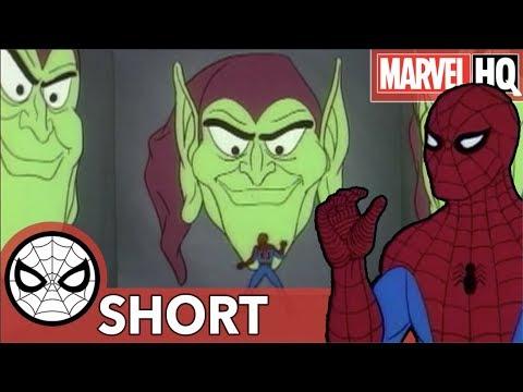 Green Goblin Needs a Hug! | Marvel Mash-Ups: Spider-Man & Amazing Friends | Goblin