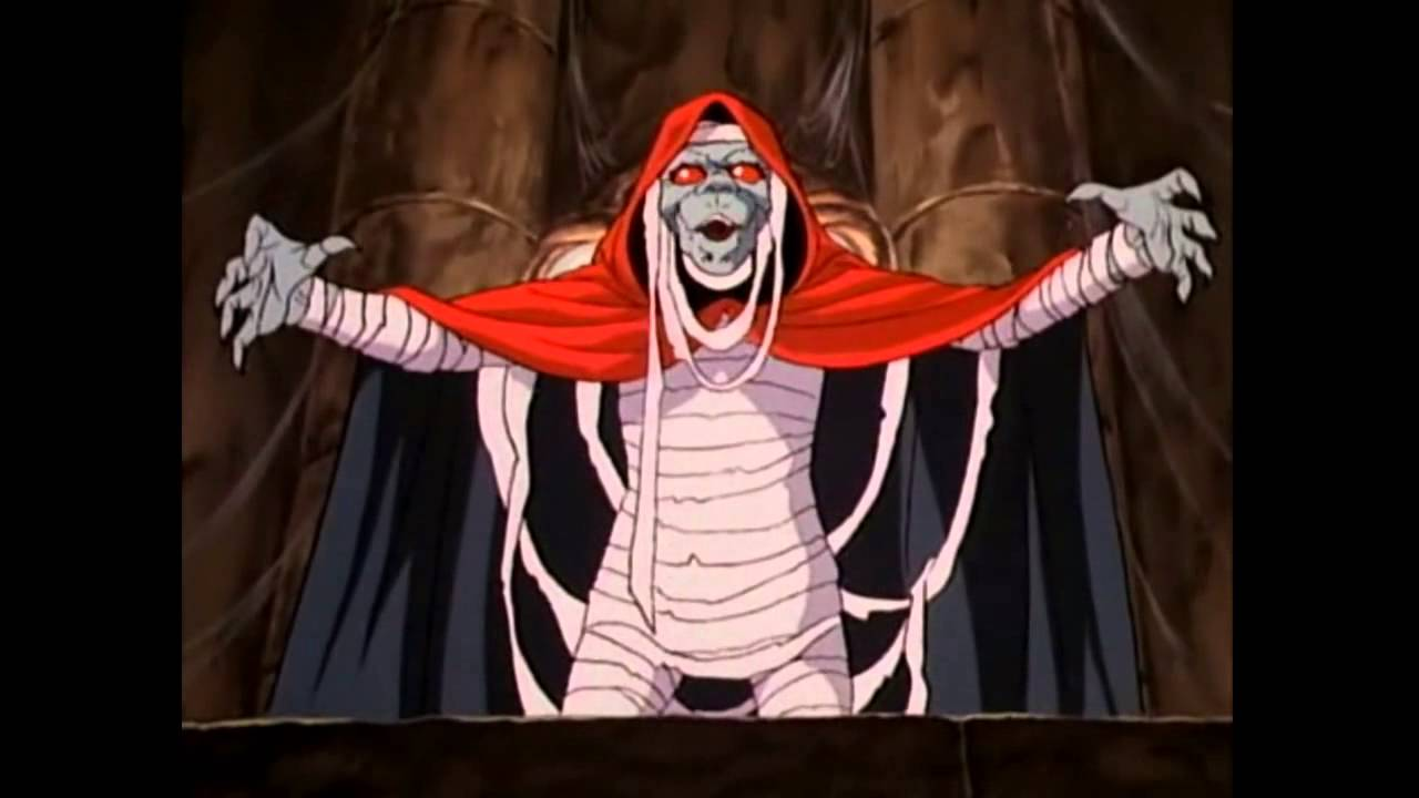 Mumm Ra All The Transformations 1985 88 Youtube