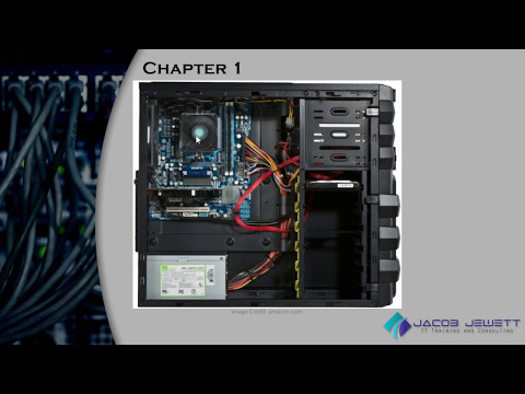 JJITTC CompTIA A+ Chapter 1 - Overview