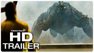 GODZILLA 2 King Ghidorah Vs Soldiers Trailer (NEW 2019) Godzilla King Of The Monsters Movie HD
