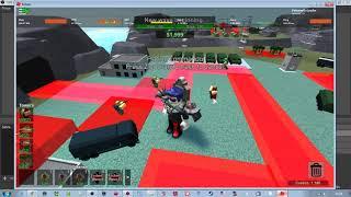 Roblox Tower Battles #1 Commander Power :D