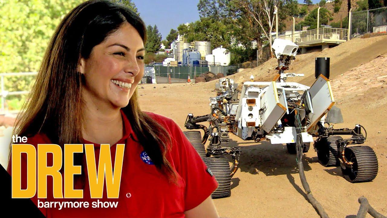 Latinx Aerospace Engineer Diana Trujillo Teaches Drew to Follow Your Dreams | Wildflower