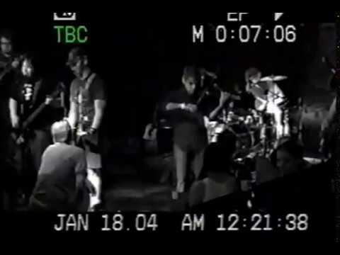 Bowery Boys (Irish punk) live in Colorado Springs