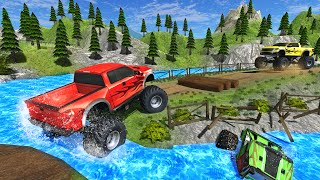 Monster Truck Driver 3D - Free Android Game