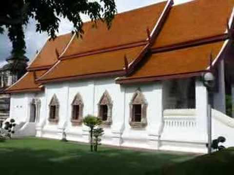Historical and monumental Nan, Thailand - Part 1.