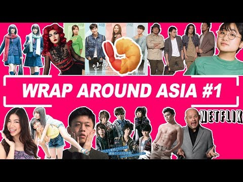 Wrap Around Asia - Week 1