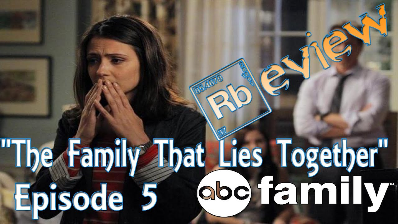 """Download Chasing Life Review- Episode 5 - """"The Family That Lies Together"""" (ABC Family Drama)"""