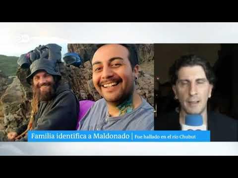 Familia de Santiago Maldonado reconoce su cuerpo