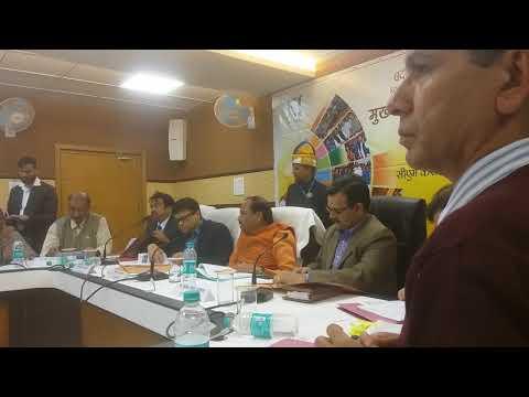 CM Raghubar Das Instructed Labour Secretary Amitabh Kaushal  Start Opration Justice for Labour's