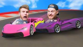 ULTIMATE STUNT RACES!   GTA 5 [Ep 11]
