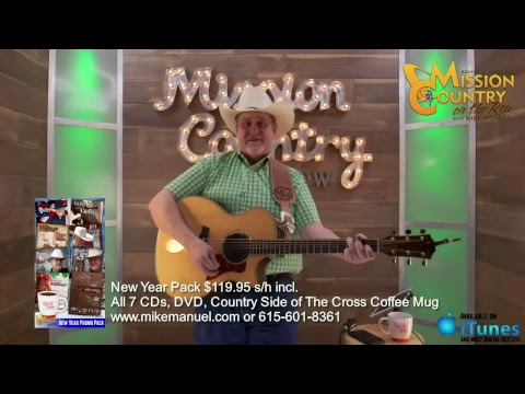 MISSION COUNTRY on the ROW with MIKE MANUEL #84: Live Interactive Music Show Featuring the Origin...
