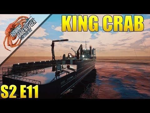 King Crab - Fishing Barents Sea S3 E11 - 40 Pot Drop