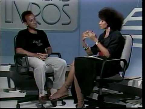 João Almino - Entrevista à TV Manchete, janeiro de 1988