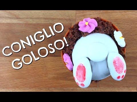 CONIGLIO GOLOSO: segnaposto da mangiare Feat Arte per Te (Dolci) 2c+K