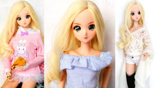 My SMART DOLL MELODY & her WHOLE WARDROBE 😍   Review & Try-On Haul!